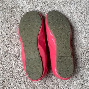 SO Shoes - Pink Ballet Flats Size 9